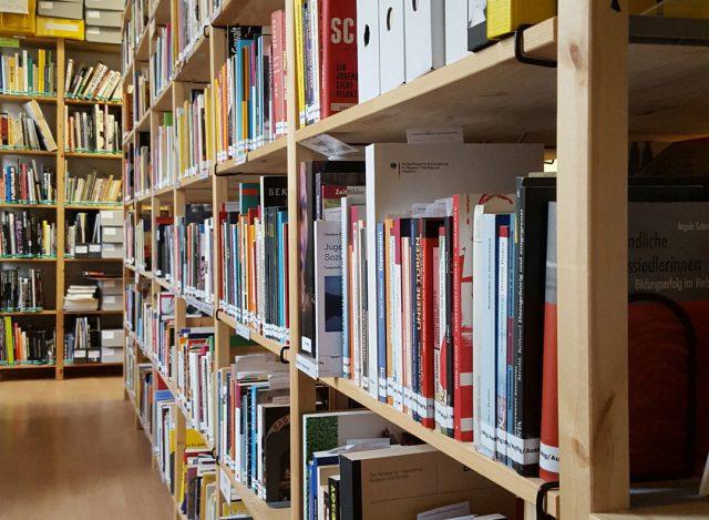 Literaturtipps - Bilbliothek im Archiv der Jugendkulturen e.V.